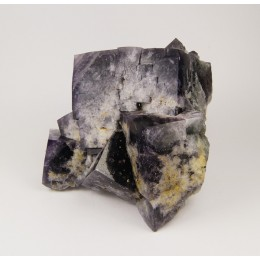 Fluorite Greenlaws Mine -UK M03089